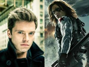 Sebastian Stan as Bucky Barnes/Winter Soldier