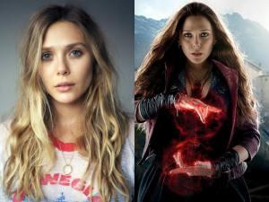 Elizabeth Olsen as Wanda Maximoff/Scarlett Witch