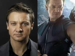 Jeremy Renner as Clint Barton/Hawkeye