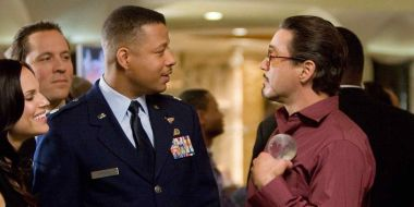 "Terrance Howard as Col. James ""Rhodey"" Rhodes"