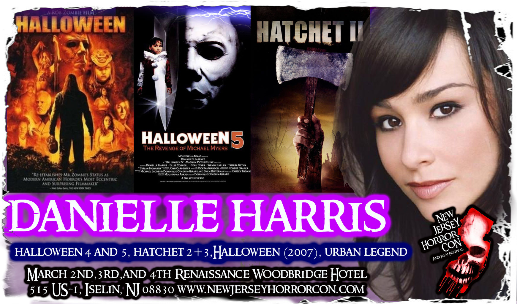 it returns! new jersey horror con & film festival 2018 – up your geek